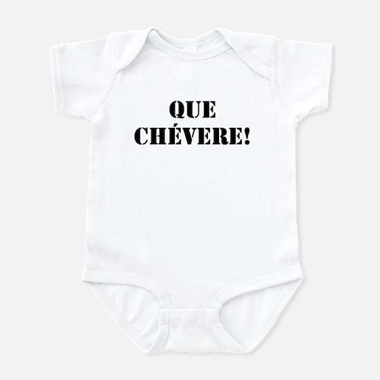 Que Chevere! Infant Bodysuit