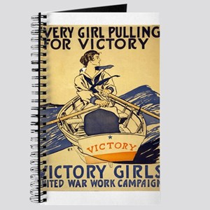 Every Girl Pulling For Victory - Edward Penfield -
