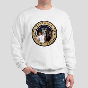 Obama First Family T SHirt Sweatshirt