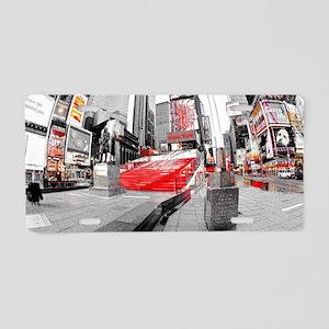 NewYork_18.8X12.6_Bag_Duffy Aluminum License Plate