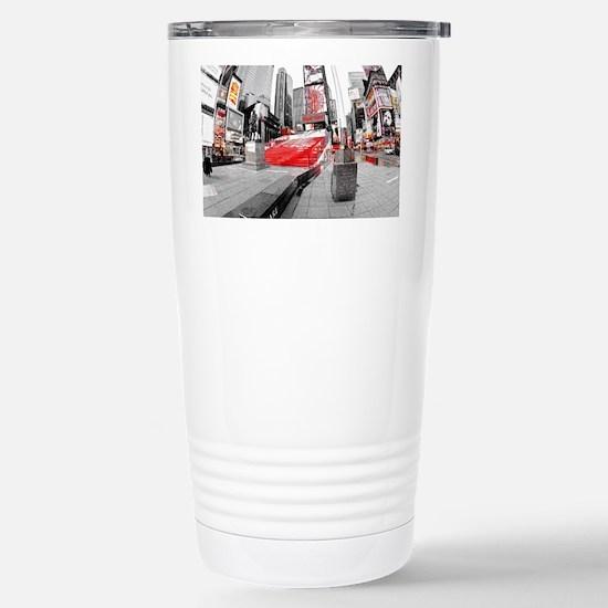 NewYork_18.8X12.6_Bag_D Stainless Steel Travel Mug