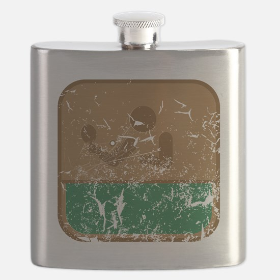 Tischtennis (used) Flask