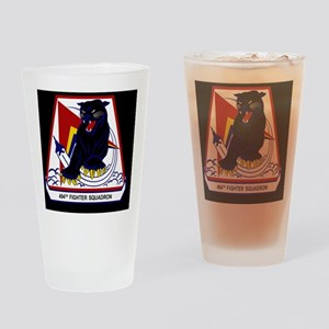 494th FS Drinking Glass
