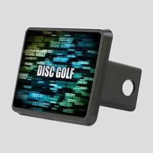 Disc Golf Rectangular Hitch Cover