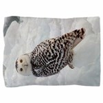 Snowy Owl Pillow Sham