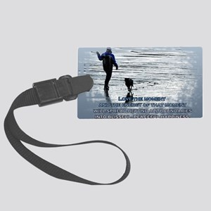 11moment Large Luggage Tag