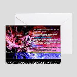 Dbt greeting cards cafepress emotional regulation lg poster greeting card m4hsunfo