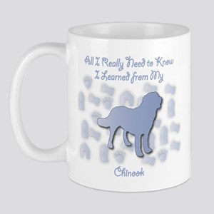 Learned Chinook Mug