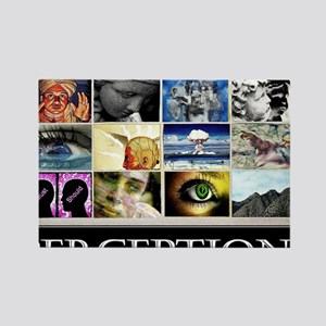 Perceptions lg Poster Rectangle Magnet