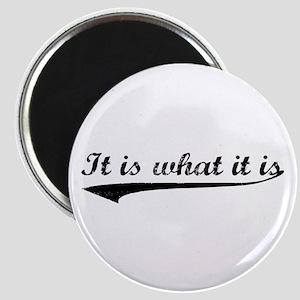 IT IS WHAT IT IS #2 Magnet