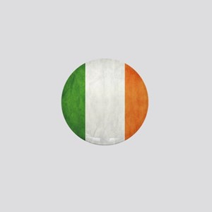 Irish Flag Mini Button