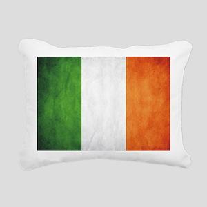 Irish Flag Rectangular Canvas Pillow