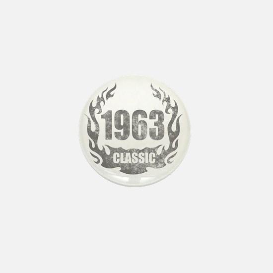 1963 Classic Grunge Mini Button
