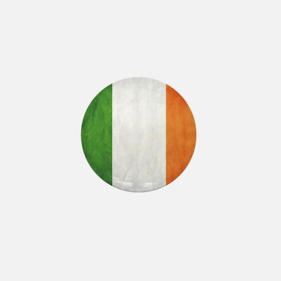 Irish Flag Mini Button