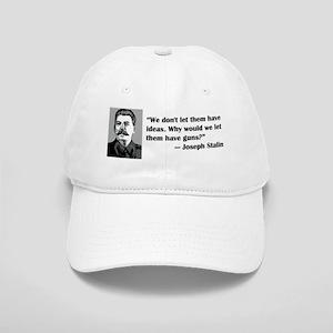 Quotables - Joseph Stalin Cap