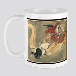 Tengu Battle Mug
