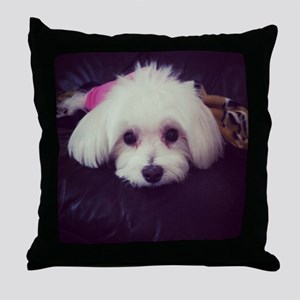 Sadie 2 Throw Pillow