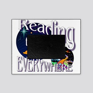 Reading Takes You Everywhere BL Picture Frame