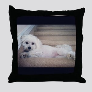 Sadie 5 Throw Pillow