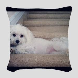 Sadie 5 Woven Throw Pillow