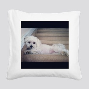 Sadie 5 Square Canvas Pillow