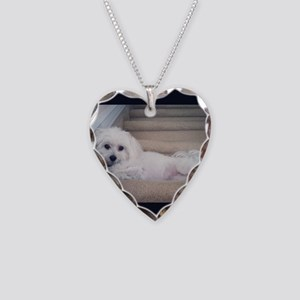 Sadie 5 Necklace Heart Charm