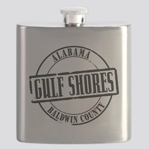 Gulf Shores Title W Flask