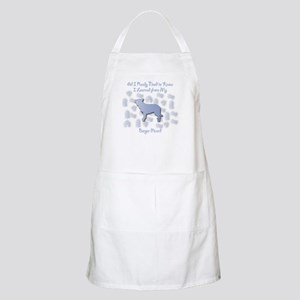 Learned Berger BBQ Apron