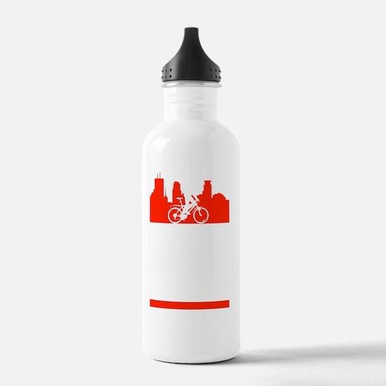 Bike Minneapolis Water Bottle