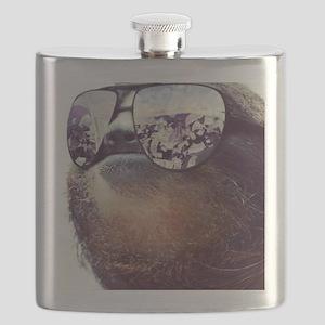 million dollar sloth Flask
