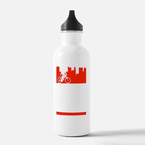 Bike Ohio Water Bottle