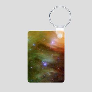 ipod touch Aluminum Photo Keychain