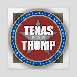 Texas for Trump Queen Duvet