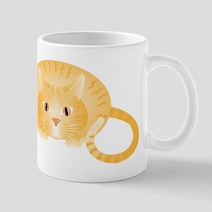Ginger 11 oz Ceramic Mug
