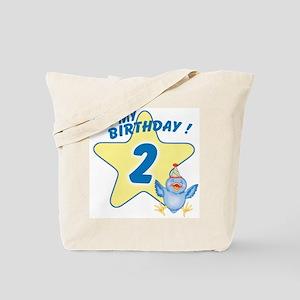 Birthday Star 2 Tote Bag