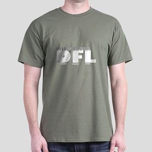 Minnesota DFL - Democratic-Fa Dark T-Shirt