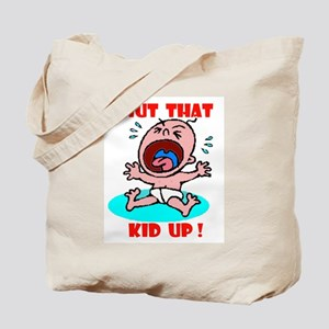 CRY BABY Tote Bag