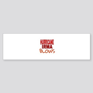 Hurricane Irma Blows Bumper Sticker