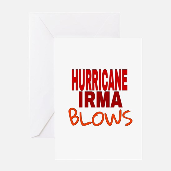 Hurricane Irma Blows Greeting Cards