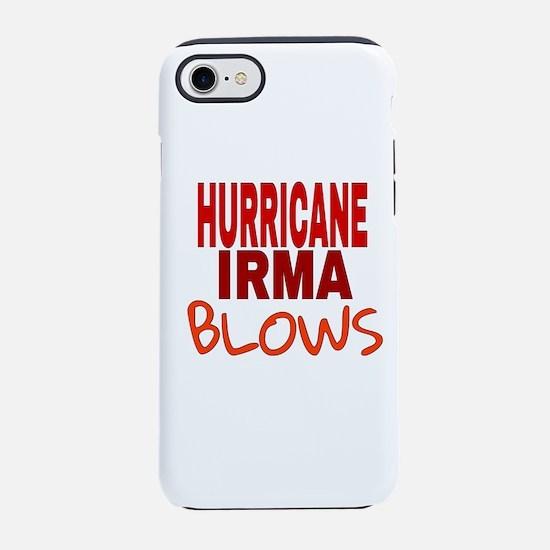 Hurricane Irma Blows iPhone 7 Tough Case