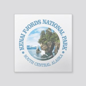 Kenai Fjords NP Sticker