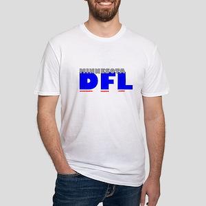 Minnesota DFL - Democratic-Fa Fitted T-Shirt