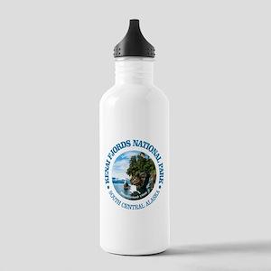 Kenai Fjords NP Water Bottle