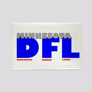 Minnesota DFL - Democratic-Fa Rectangle Magnet