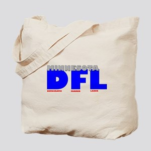 Minnesota DFL - Democratic-Fa Tote Bag