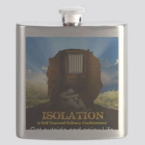 Isolation Poster Flask