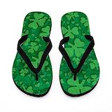 St patricks day Flip Flops
