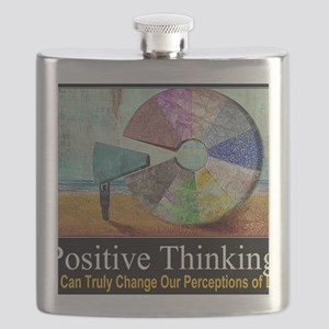 Positive Thinking Flask