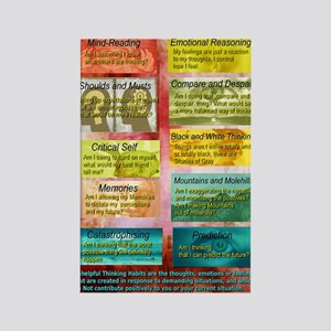 Unhelpful Thought Habits skill po Rectangle Magnet