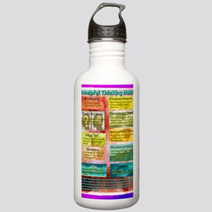 Unhelpful Thought Habi Stainless Water Bottle 1.0L